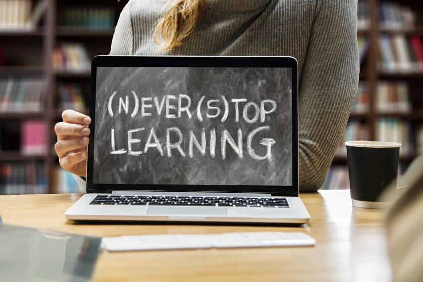 Nunca dejes de aprender